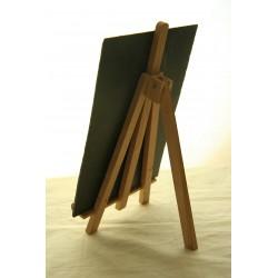 chevalet bois 26 cm